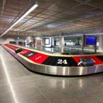Baggage roulette baggageclaim frankfurtairport frankfortflughafen roulette travel airport