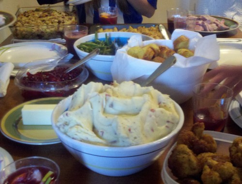 Pre-Thanksgiving Feast