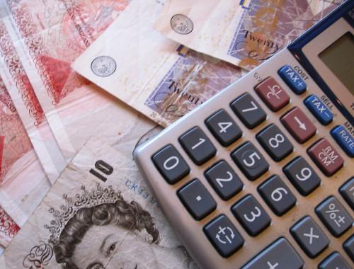 Money with Calculator