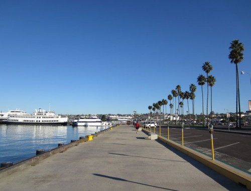 Marina at San Diego