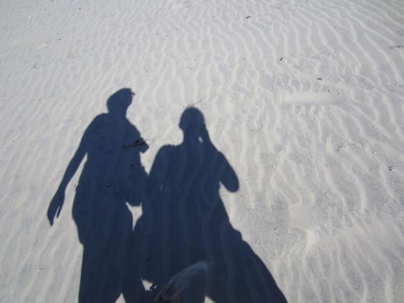 Shadows-Sand