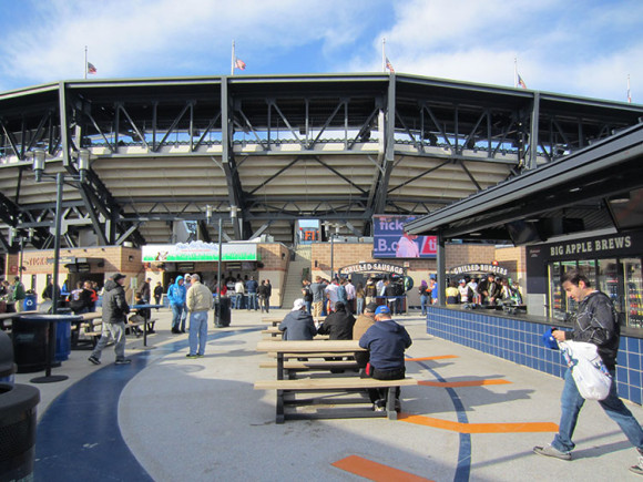 Citi Field Food Court