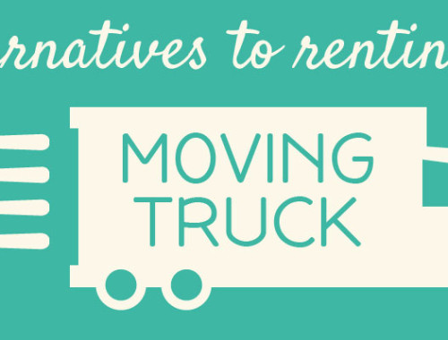 Alternatives to Renting a Moving Truck