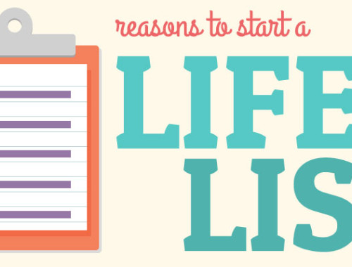 Reasons to Start a Life List