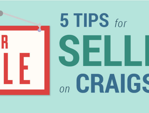 Tips for selling on Craigslist