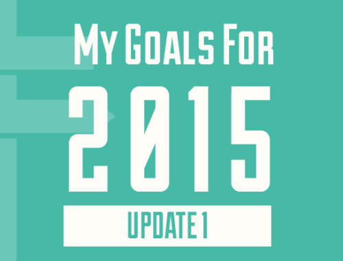 2015 goals Update 1