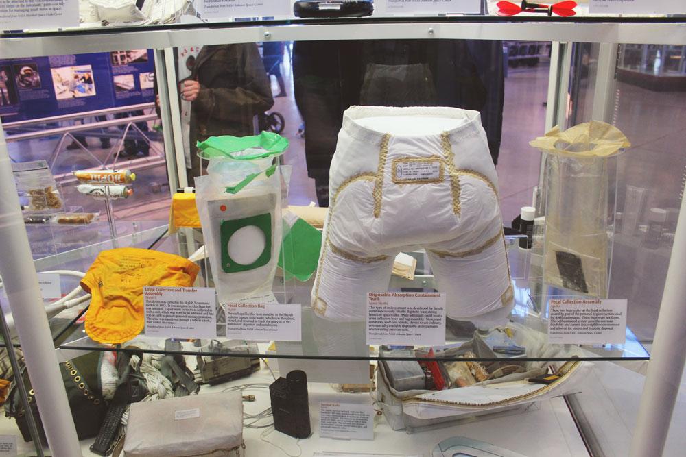 Astronaut Underwear