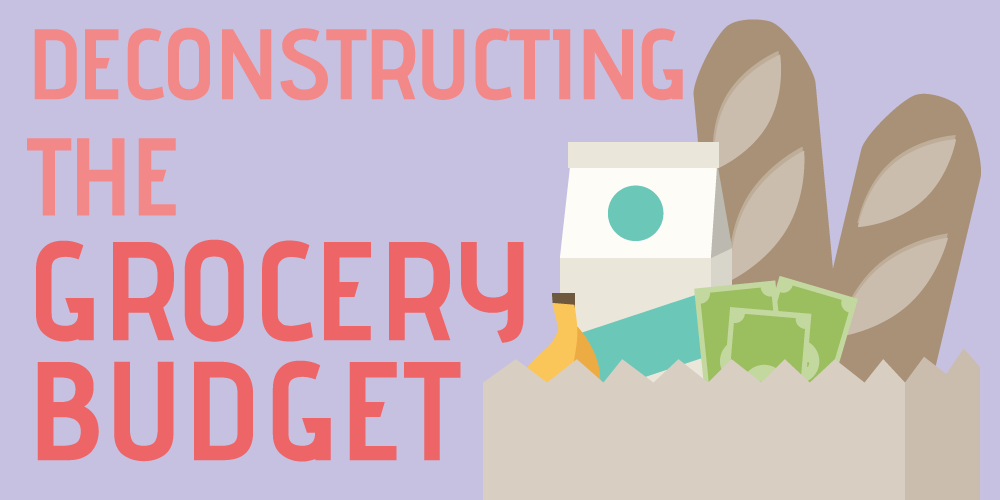Deconstructing the Grocery Budget