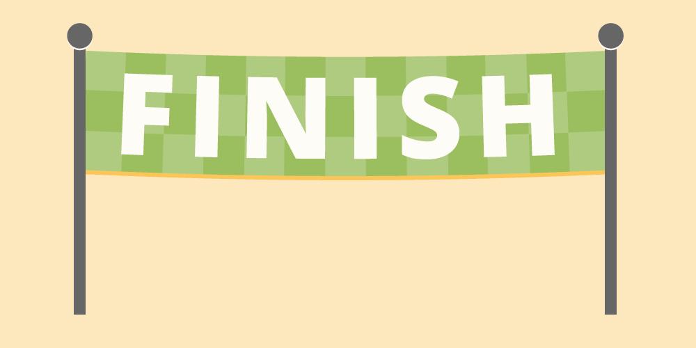 Finish Line Half Marathon Training
