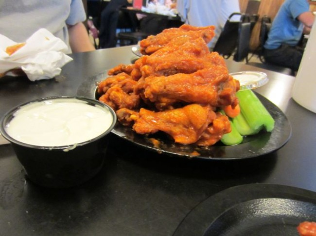 Chicken Wings from Duff's in Buffalo, NY