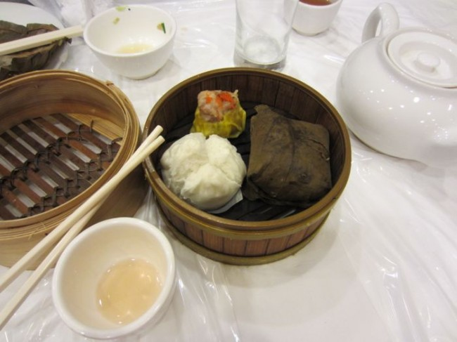 Dim Sum from Rol San in Toronto's Chinatown