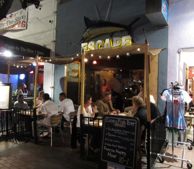 Escape Fish Bar