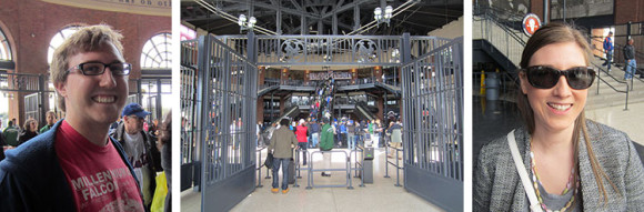 Citi Field - Richard, Gate, Nicole