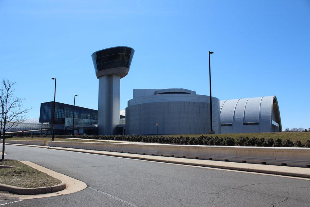 Udvar Hazy Building - National Air & Space Museum