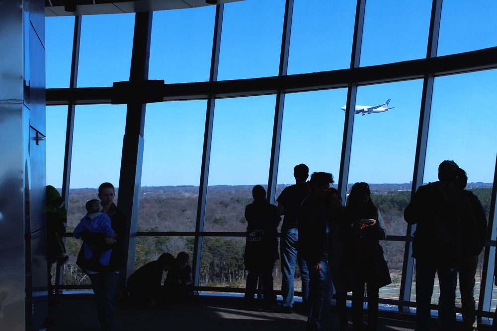 Dulles Observation Tower