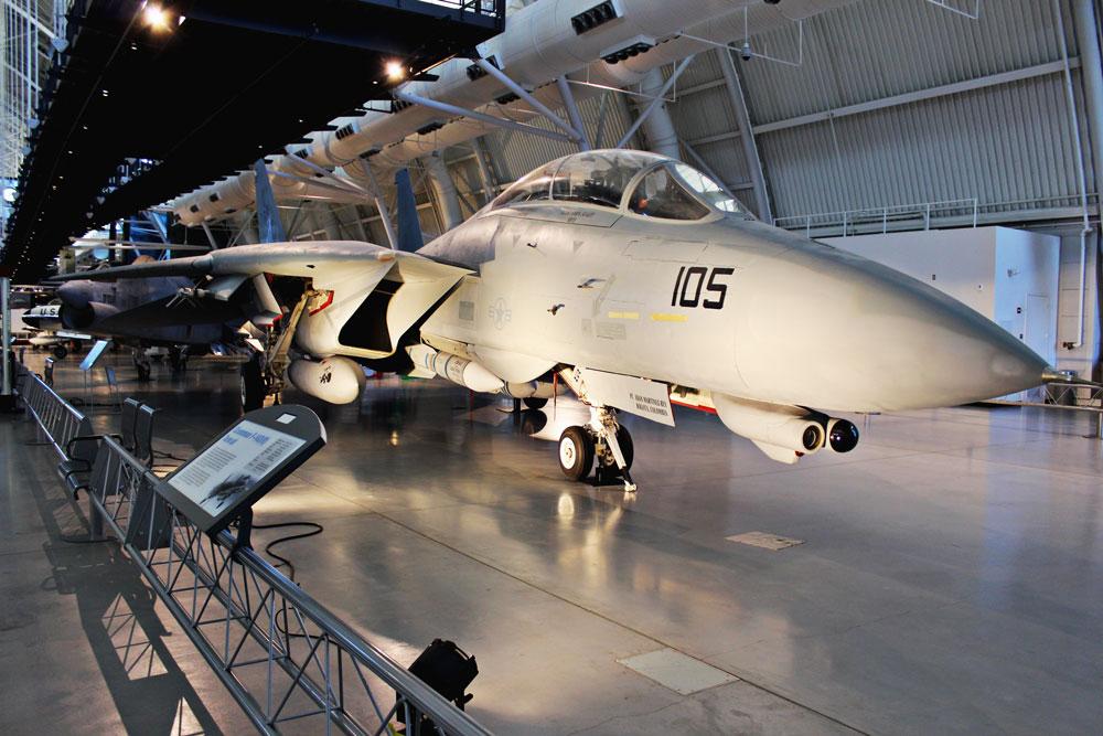 Tomcat F-14 Top Gun Plane
